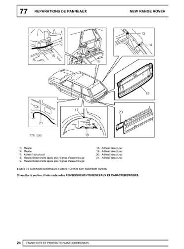 range rover p38 new range rover partir de 1995 fran ais boutique. Black Bedroom Furniture Sets. Home Design Ideas