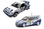 Ford Sierra et Escort RS Cosworth - Anglais